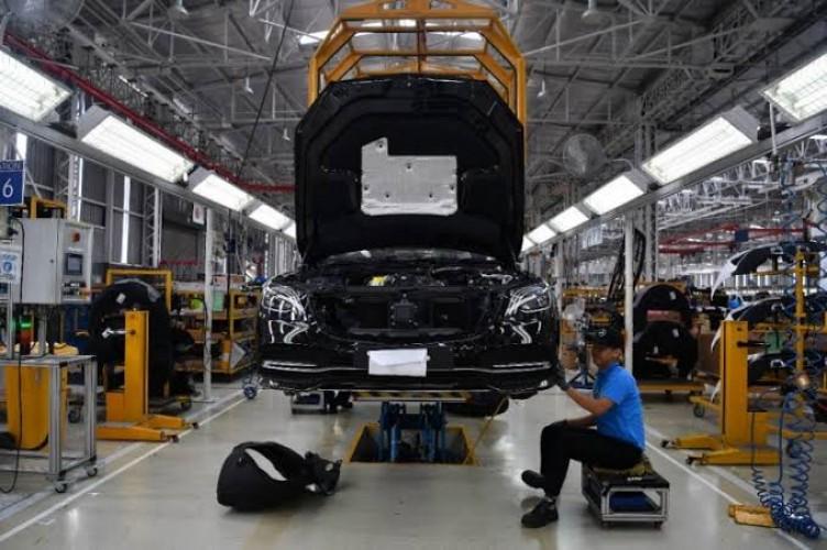 Relaksasi PPnBM Dongkrak Penjualan Mobil hingga 155%