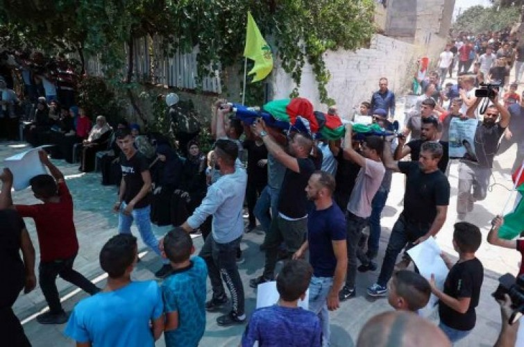 Remaja Palestina Tewas Ditembak Pasukan Israel