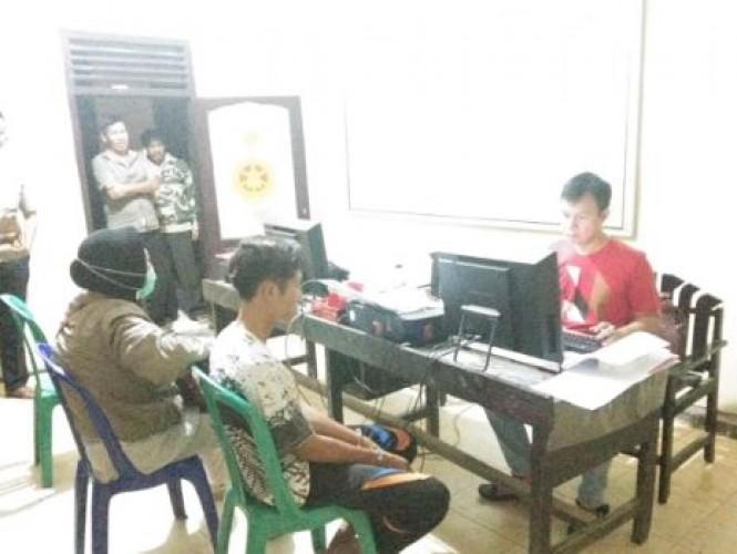 Remaja Perampas Ponsel Pelajar di Sungkai Selatan Ditangkap
