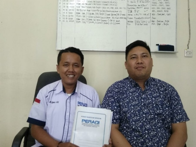 Remaja Perusak Pos Polisi di Bandar Lampung Divonis 3 Bulan
