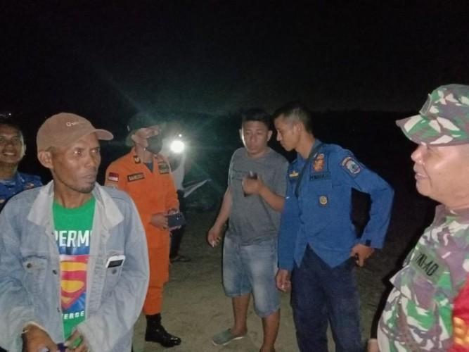 Remaja Terseret Ombak di Pantai Ketang Belum Ditemukan
