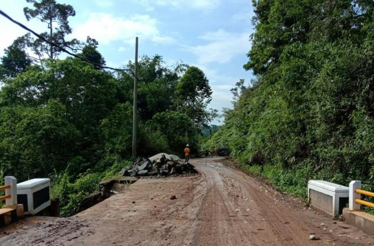 Rencana Pembangunan Jalan Letusan Perlu Pengkajian