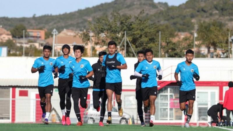 Rencana Uji Coba Timnas U-19 di Spanyol Kembali Pupus