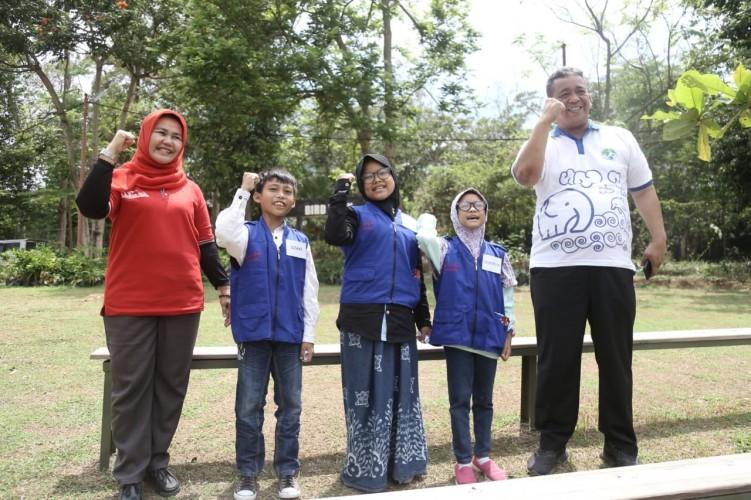 Repcil Lampost Wisata Edukasi ke Lembah Hijau