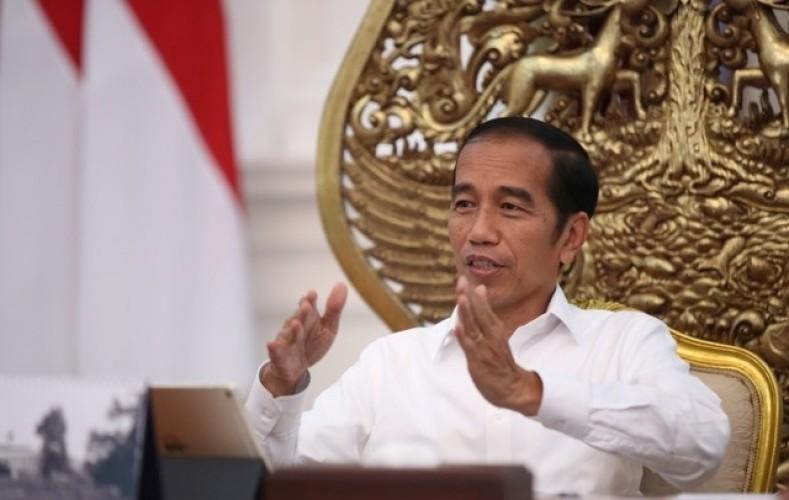 Resep Presiden Joko Widodo Mencegah Korona
