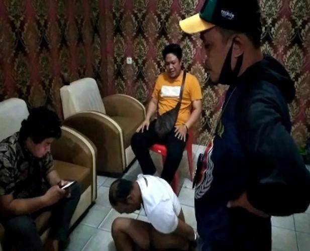 Residivis Kasus Pencurian Kembali Ditangkap