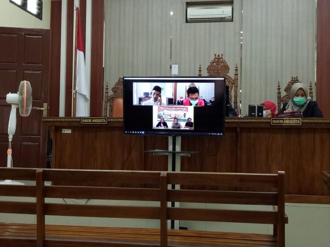 Residivis Kasus Narkoba Divonis 5 Tahun Penjara