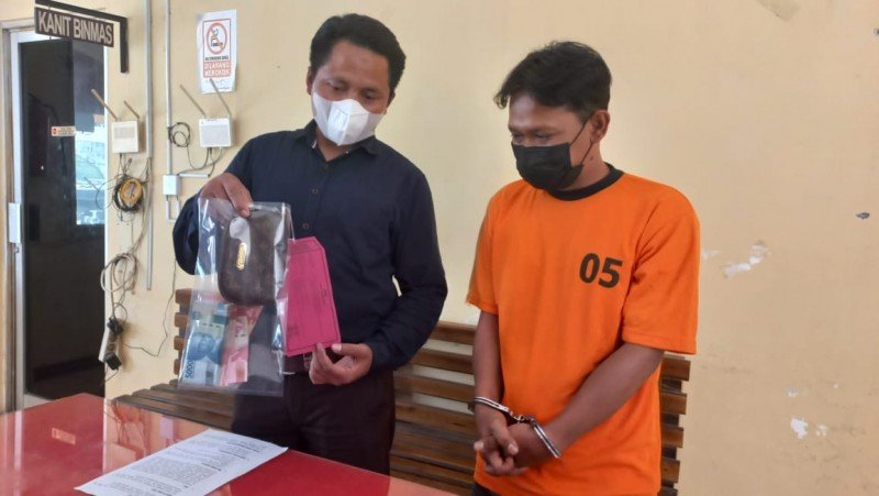Residivis Narkoba Ditangkap Mencuri Modus Petugas PLN Gadungan