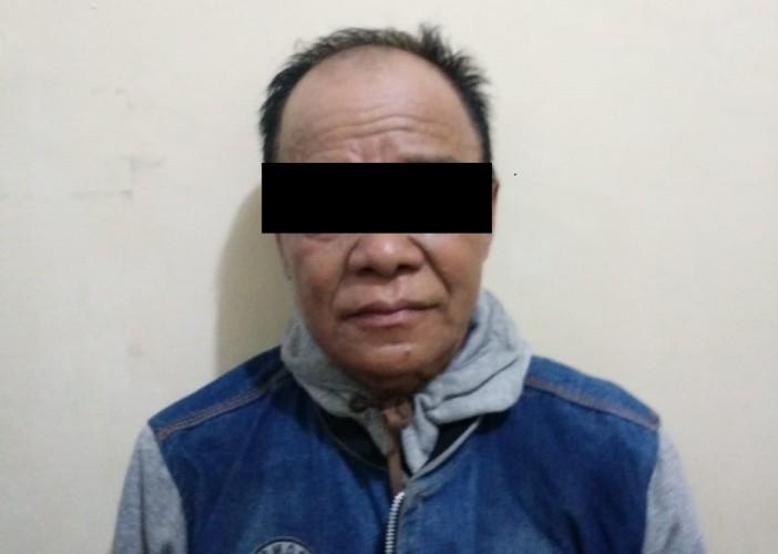 Residivis Penyalahguna Narkotika Ditangkap Satnarkoba Polres Way Kanan