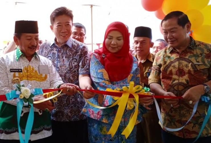Resmi Dibuka, HaiToms Hadirkan 99 Produk UMKM Khas Lampung