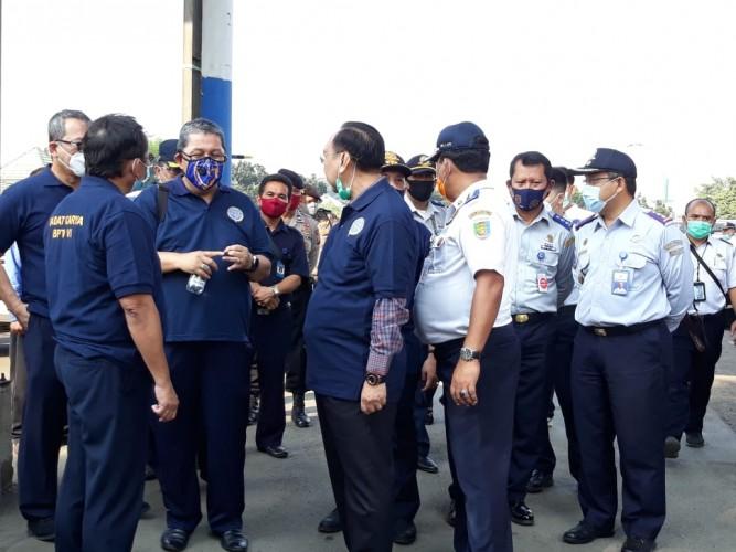Revitalisasi Terminal Rajabasa Rp65 M Dimulai Tahun Depan