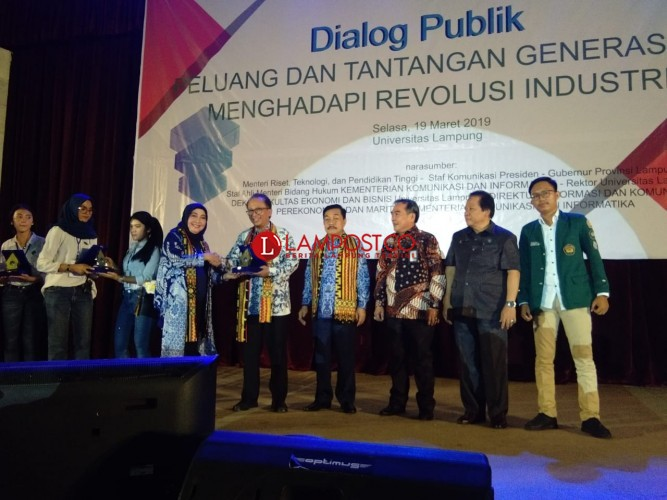 Revolusi Industri Dorong Start Up Muda