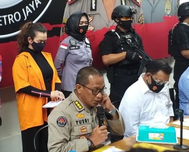Reza Artamevia Direhabilitasi di Bogor