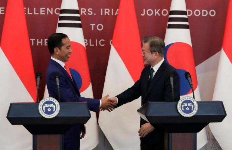 RI-Korsel Tingkatkan Hubungan Perdagangan dan Investasi