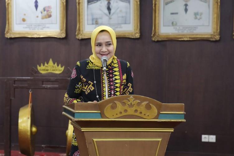 Riana Sari Arinal Ajak Hidupkan Karakter Uswatun Hasanah
