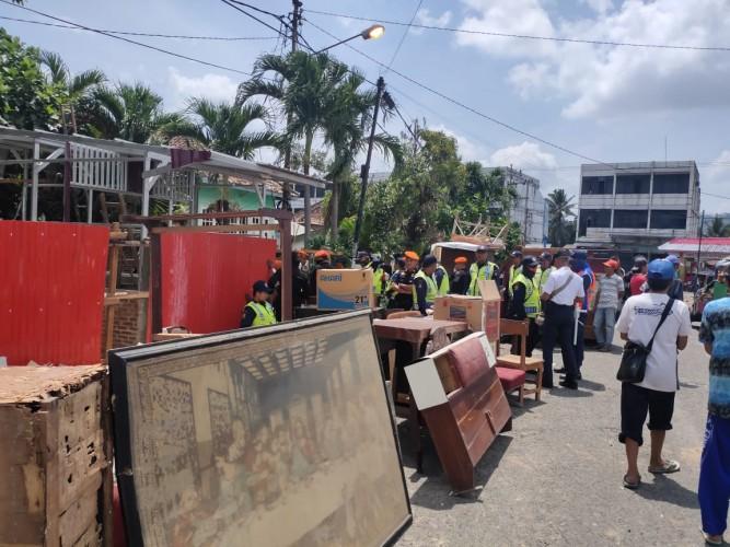 Ribuan Warga Terancam Digusur KAI Tanjungkarang