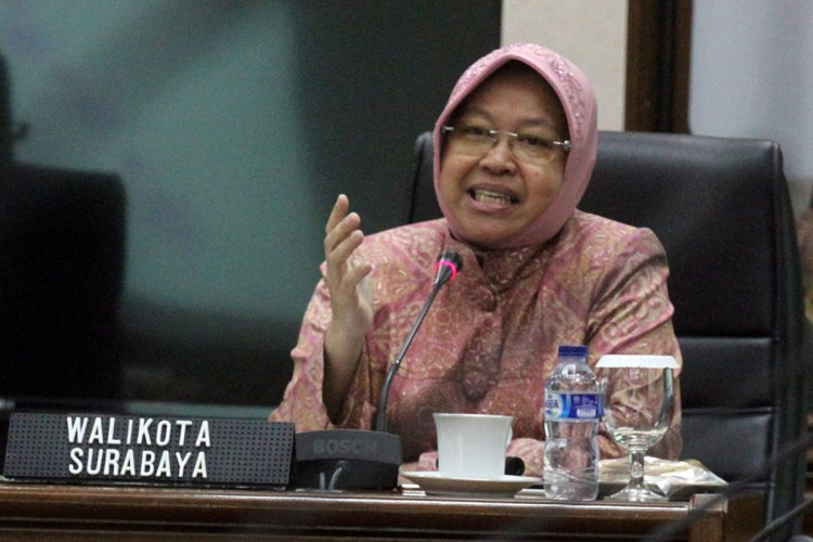 Risma: Pengusiran Mahasiswa Surabaya dari Papua Tidak Benar