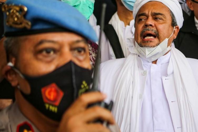 Rizieq Shihab Akan Ajukan Praperadilan