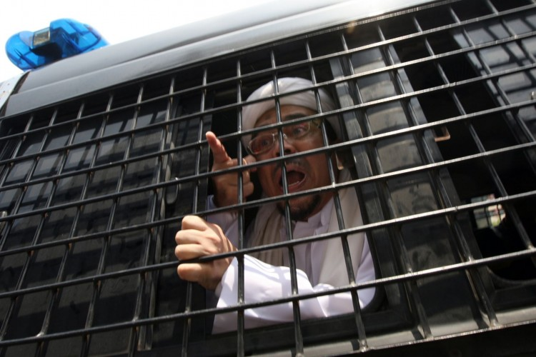 Rizieq Shihab Tolak Tandatangani Surat Penangkapan