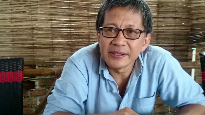 Rocky Gerung Sebut Lampung Bisa Menjadi Pusat Pemikiran Kuat di Indonesia