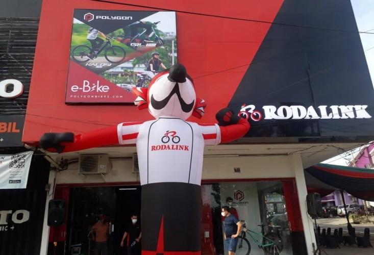 Rodalink Hadir di Lampung untuk Pecinta Sepeda