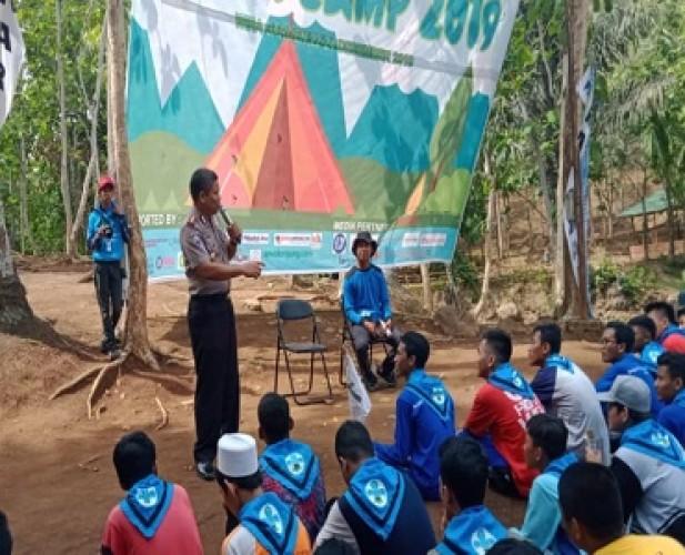 Rohis Super Camp Bentuk Pemuda Berkarakter
