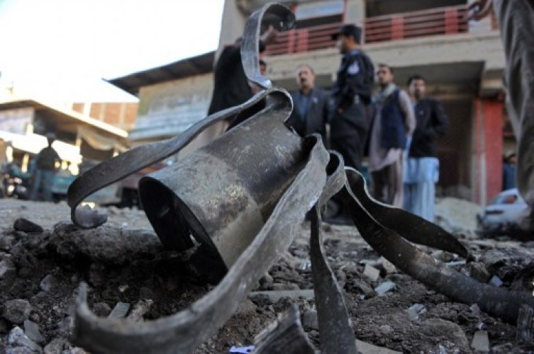 Roket ISIS Hantam Wilayah Dekat Bandara Kabul