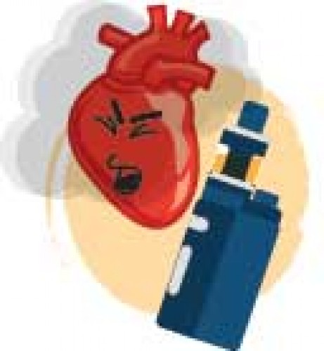 Rokok Elektrik Merusak Jantung