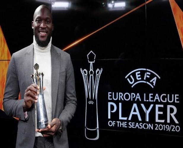 Romelu Lukaku Dinobatkan sebagai Pemain Terbaik Liga Europa