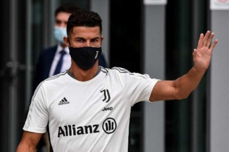 Ronaldo Tes Medis di Juventus Jelang Musim Anyar