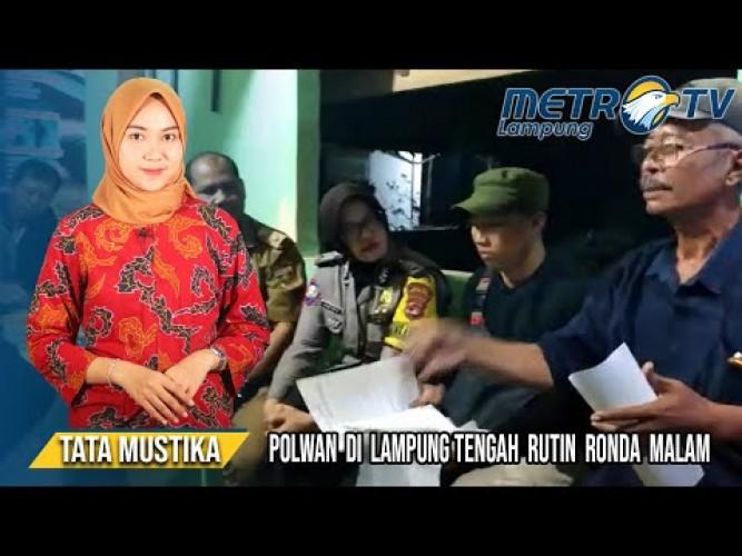 Ronda di Lampung Tengah Kembali Ditingkatkan