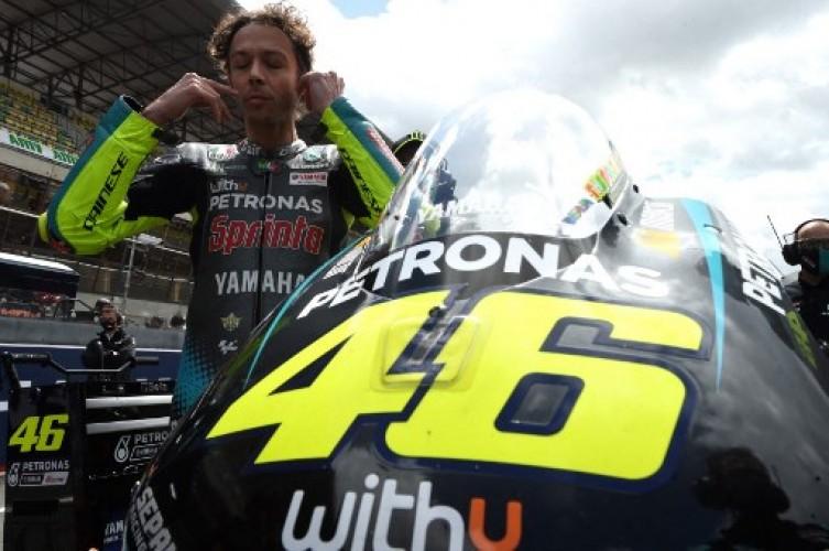 Rossi Angkat Bicara Soal Kelanjutan Kariernya di MotoGP