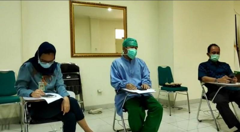 RS Graha Husada Jalani Prosedur Tangani Pasien Reaktif Covid-19