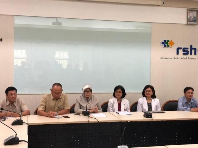 RSHS Bandung Rawat Dua Pasien Terduga Virus Korona