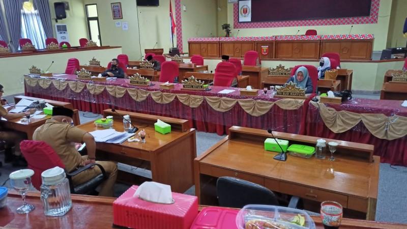 RSU Alimuddin Umar Liwa Segera Layani Uji Swab Covid-19