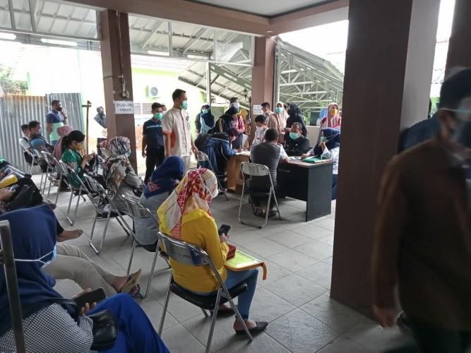 RSUD Ahmad Yani Layani Tes Kejiwaan dengan Protokol Kesehatan