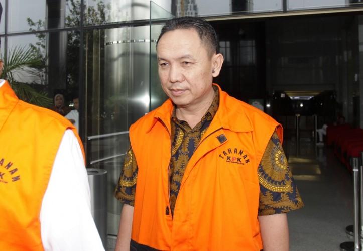 Rudy Erawan Pakai Uang Suap untuk Ikut Rapimnas PDIP