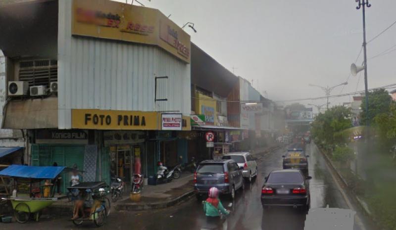 Ruko di Jalan Sudirman Aset Pemkot Metro Diminta Dikosongkan