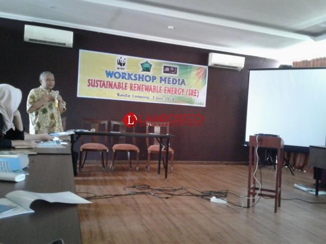 Ruko Dorong Penerbitan Perda Pengembangan Panas Bumi