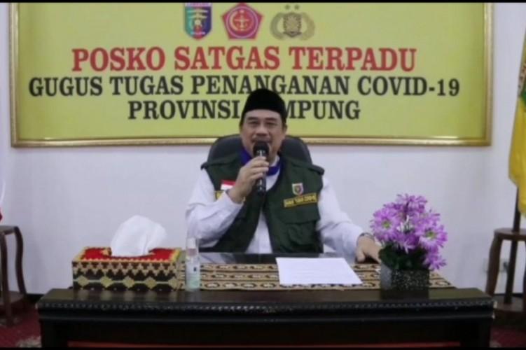 Rumah Ibadah di Lampung Dibuka Bertahap