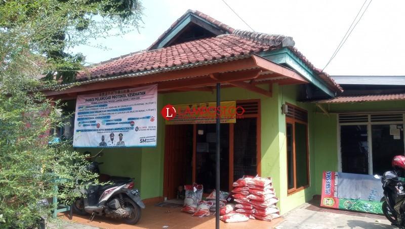 Rumah Isolasi Mandiri Kelurahan di Bandar Lampung Menganggur