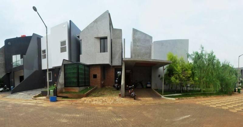 Rumah Mikro Jadi Solusi Pemukiman Kota