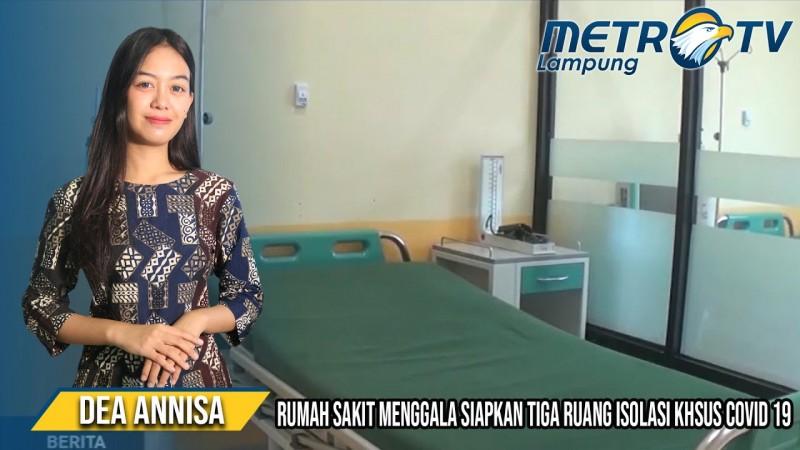 Rumah Sakit Menggala Siapkan Tiga Ruang Isolasi Khsus Covid-19