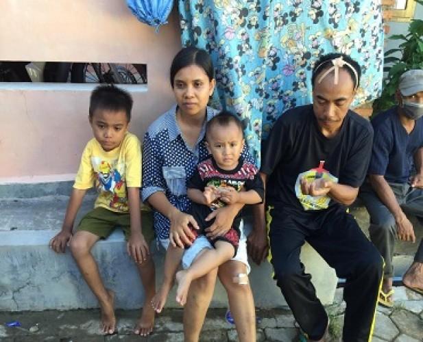 Rumah Suryanto Terbawa Arus Banjir Bandang dalam Sekejap