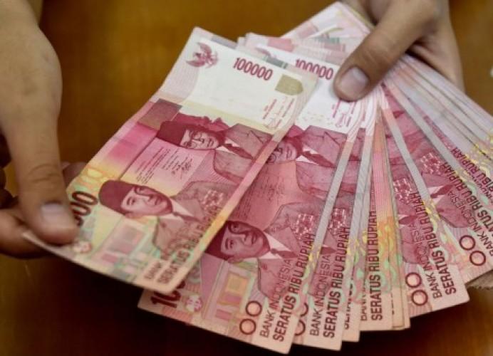 Rupiah Dibuka Stabil di Rp14.815 per Dolar AS