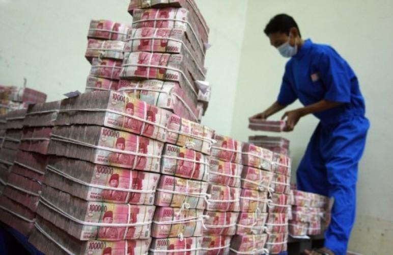 Rupiah Melemah di Rp14.310/USD