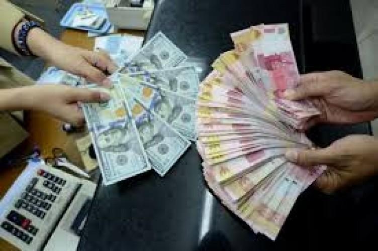Rupiah Pagi Menguat Tipis ke Rp14.135 per Dolar AS