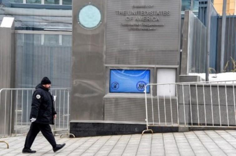 Rusia Balas Usir 10 Diplomat AS