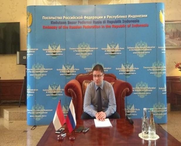 Rusia Terus Persiapkan Kunjungan Putin ke Indonesia
