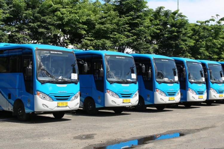 Rute Rajabasa-Panjang Jadi Jalur Bus dari Kemenhub